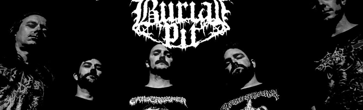 """Burial Pit: """"El disco captura lo vivido con los horribles humanos que infestan el planeta"""""""