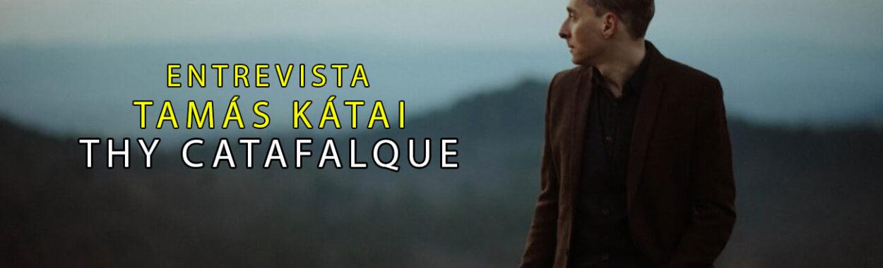 """Tamás Kátai (Thy Catafalque): """"Los streamings me aburren. No hay interacción, no hay energía, no hay pasión"""""""