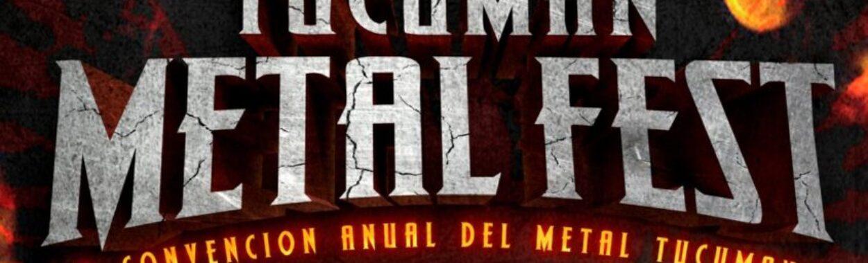 Este 24 de Septiembre vuelve el Tucuman Metal Fest